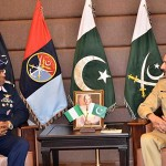 Nigerian Air Chief calls on CJCSC General Rashad Mahmood