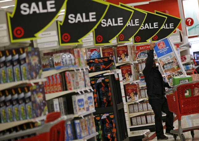 Target website stumbles on Cyber Monday, rivals out of stock
