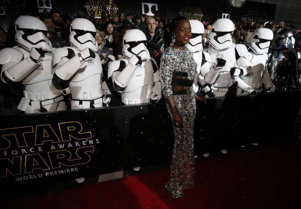 "New ""Star Wars: The Force Awakens"" lets women take the lead"