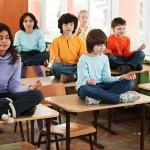 School-based mindfulness training may reduce stress, trauma