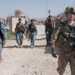 Suicide bomber kills five in attack on US-Afghan patrol
