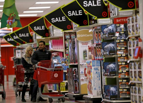US retailers at risk of missing modest holiday sales goals