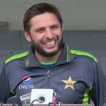 Journalists protest 'rude attitude' of Shahid Afridi