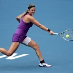 Azarenka back in Open frame after two troubled years