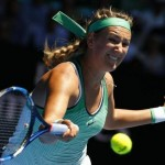 Former champion Azarenka reaches quarter-finals