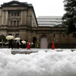 BOJ likely to cut coming fiscal year's CPI forecast below 1 percent