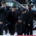 Celine Dion's husband honored in elaborate Montreal funeral