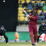 Gayle smashes 12-ball fifty to equal world record