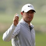 Late eagle puts McIlroy in Abu Dhabi contention