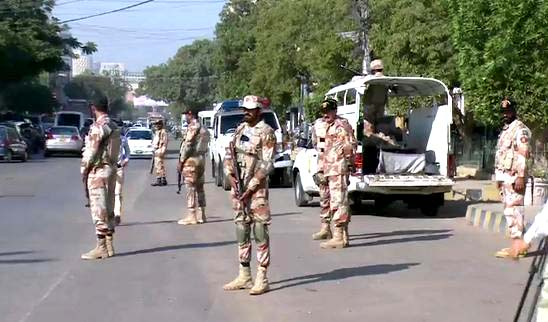Interior Ministry seeks Rangers power extension from Sindh govt