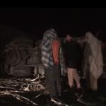 1 Dead, 30 injured in bus-truck crash in Kamalia