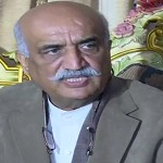 Govt must raise Indian interference at UN, says Khurshid Shah