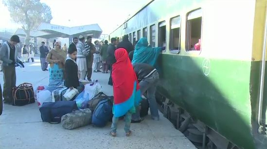 Pakistan Railways Sampars Union call off strike after assurances