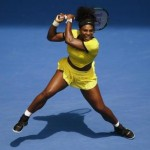 Serena maintains hex on Sharapova to reach semis
