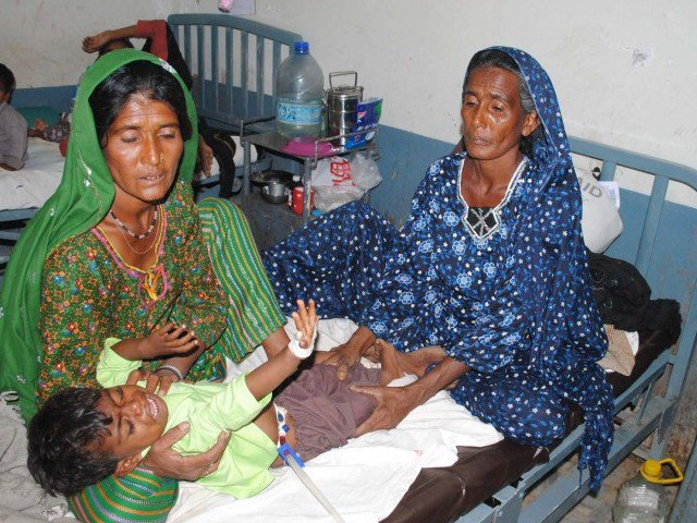 Four more minors die of malnutrition in Thar, toll rises to 158