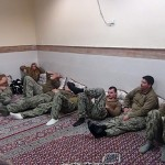 Iran gives medals for capture of US sailors