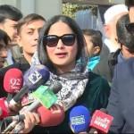 Veena Malik arrives in Pakistan after three years