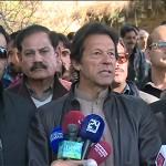 110.5 million saplings planted in Khyber Pakhtunkhwa, says Imran Khan