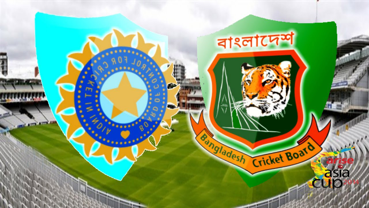 India take on Bangladesh in Asia Cup opener today