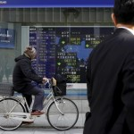 Asia stocks subdued before US jobs data, dollar wobbles
