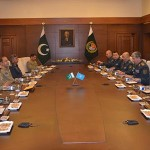 Kazakhstan deputy defence minister calls on CJCSC General Rashad Mahmood