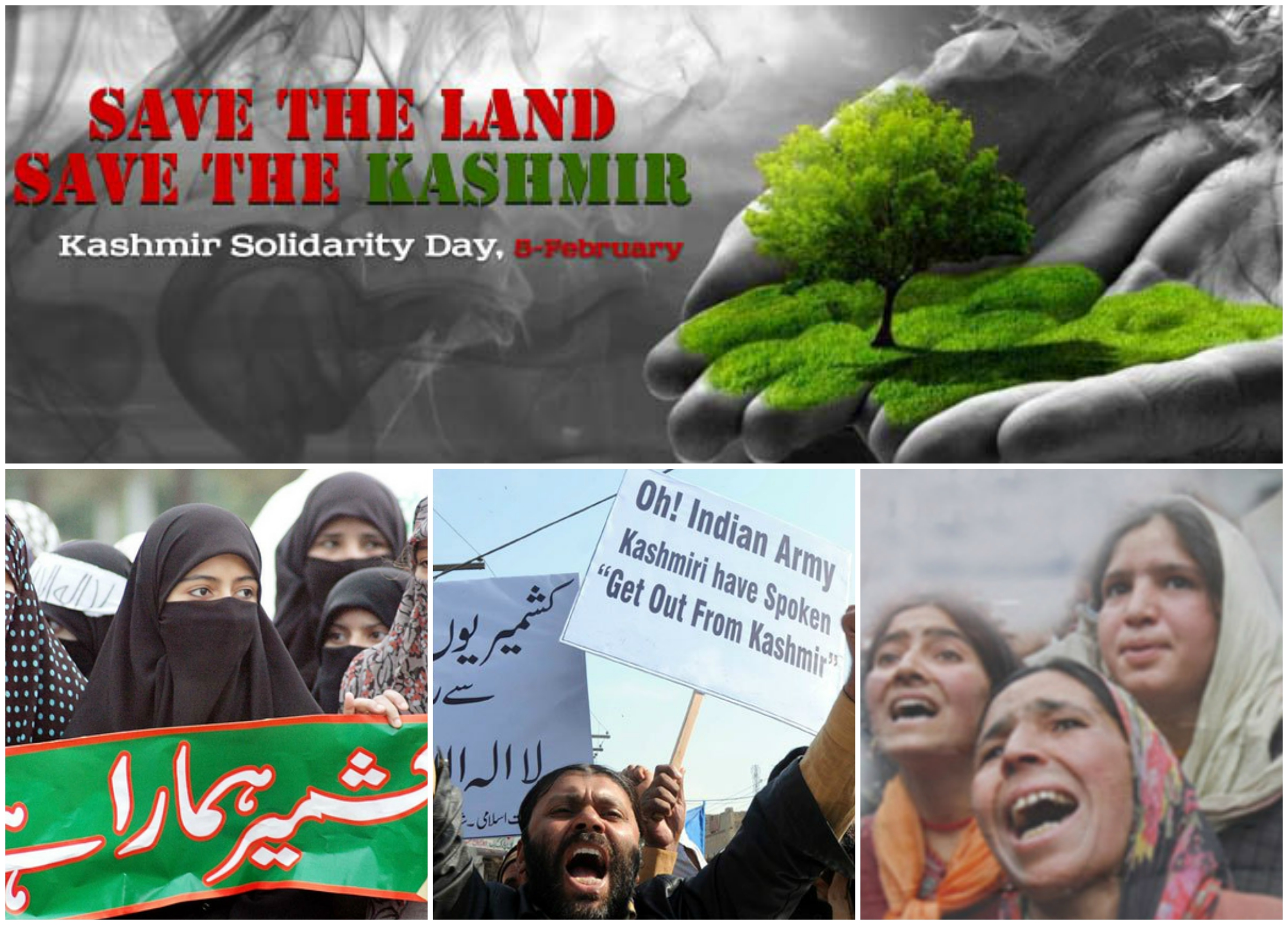 Kashmir Solidarity Day Being Observed Today 92 News Hd Plus