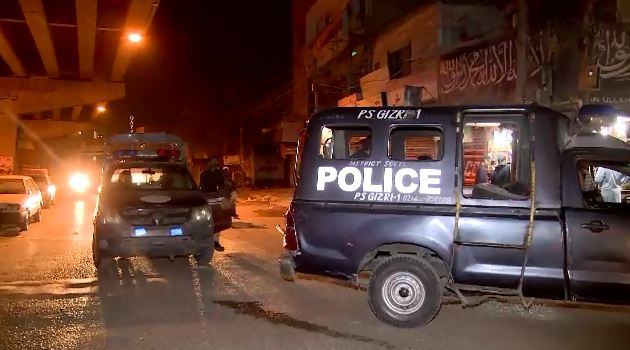 12 suspects detained in Karachi operation
