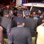 Two police personnel killed in alleged target killing in Lahore