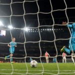 Masterful Messi's late double sinks Arsenal