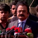 Opposition's agenda is stop country's development: Rana Sanaullah