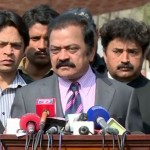 Opposition only wants to remove PM Nawaz: Rana Sanaullah