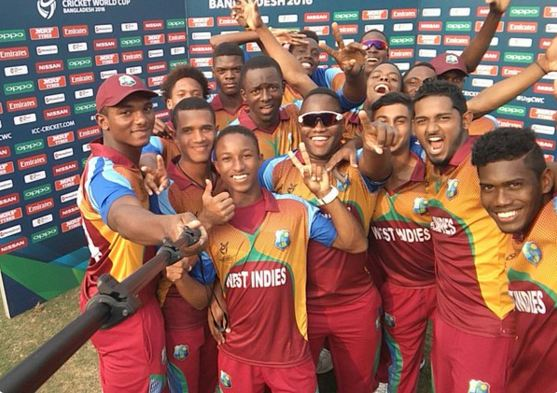 Holder guides West Indies to Under-19 Cricket World Cup semis