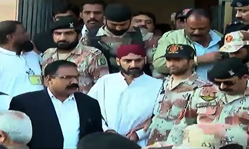 Three officers approved for joint investigations of Uzair Baloch