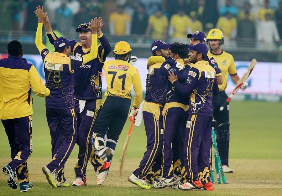 Quetta through to final after one-run win