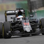 McLaren's Alonso ruled out of Bahrain Grand Prix