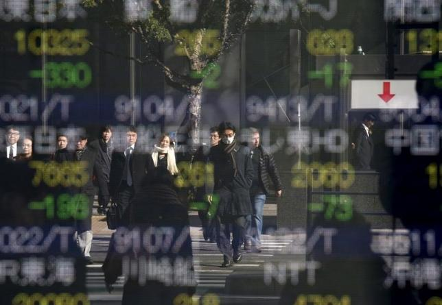 Japan leads Asia to modest gains; dollar steady