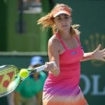 Bencic, Ivanovic make early exits at Indian Wells