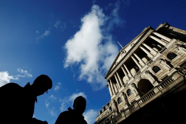 BoE policymakers wrestle over when banks need more capital