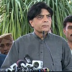 Ch Nisar asks Sarfraz Merchant to join investigations in Pakistan