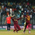 Gayle storm blows England away in World Twenty20