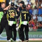 Smith, Faulkner lift Australia to victory over Pakistan