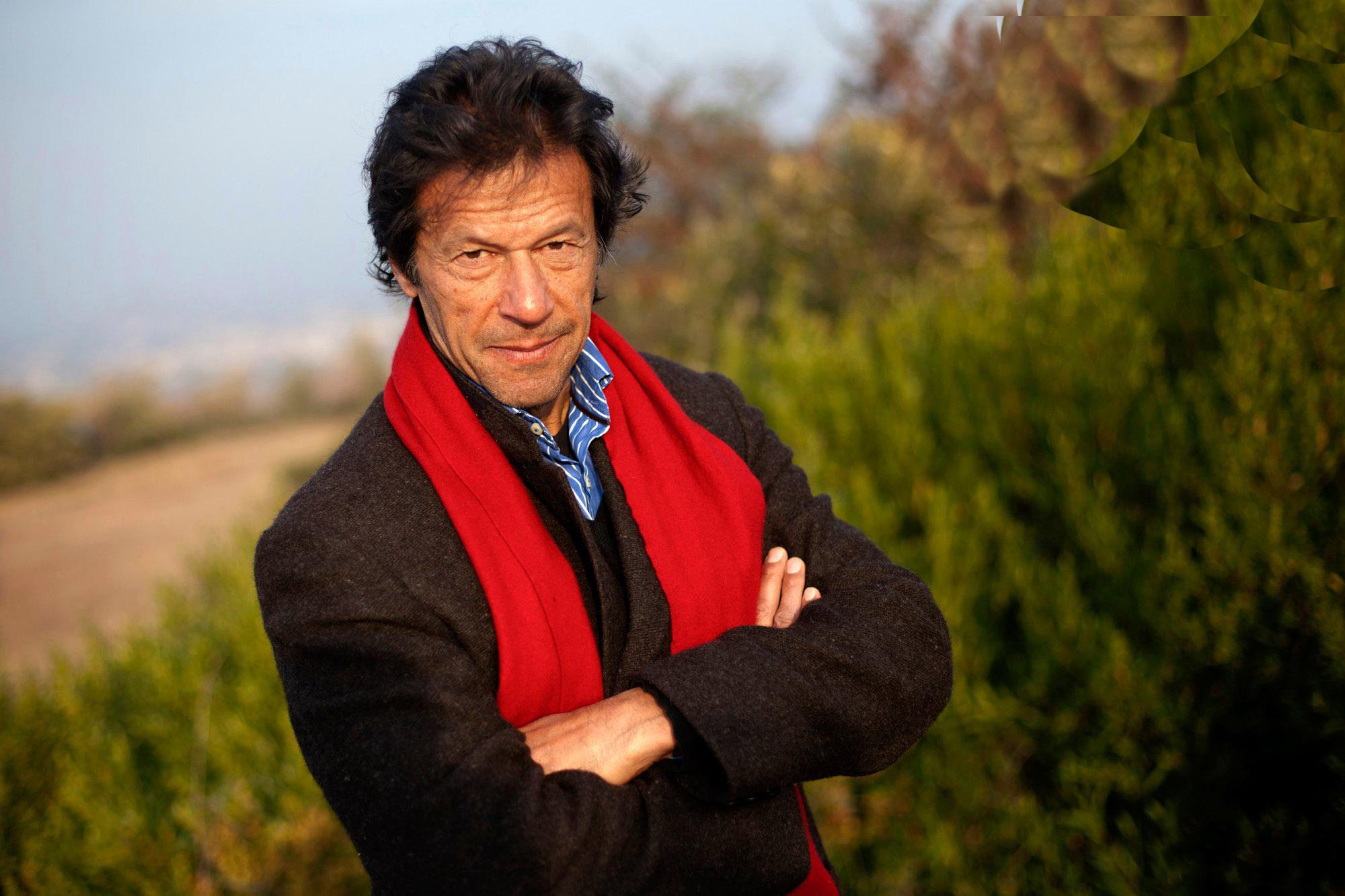PTI Chairman Imran Khan Questions PCB Chairman's