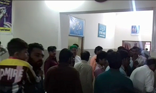 Man, daughter die in train-car collision in Mian Channu