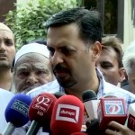 We didn't come back to do politics on issues: Mustafa Kamal