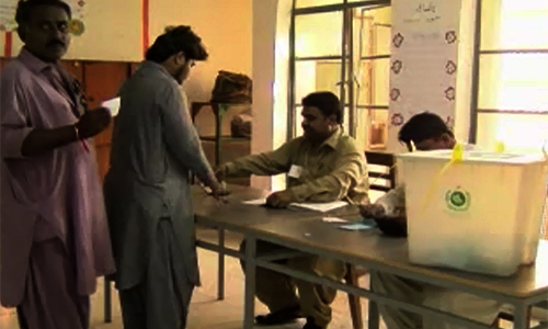 PPP's Ziaul Hassan wins PS-130 by-election