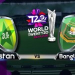 Pakistan face Bangladesh in first World T20 match