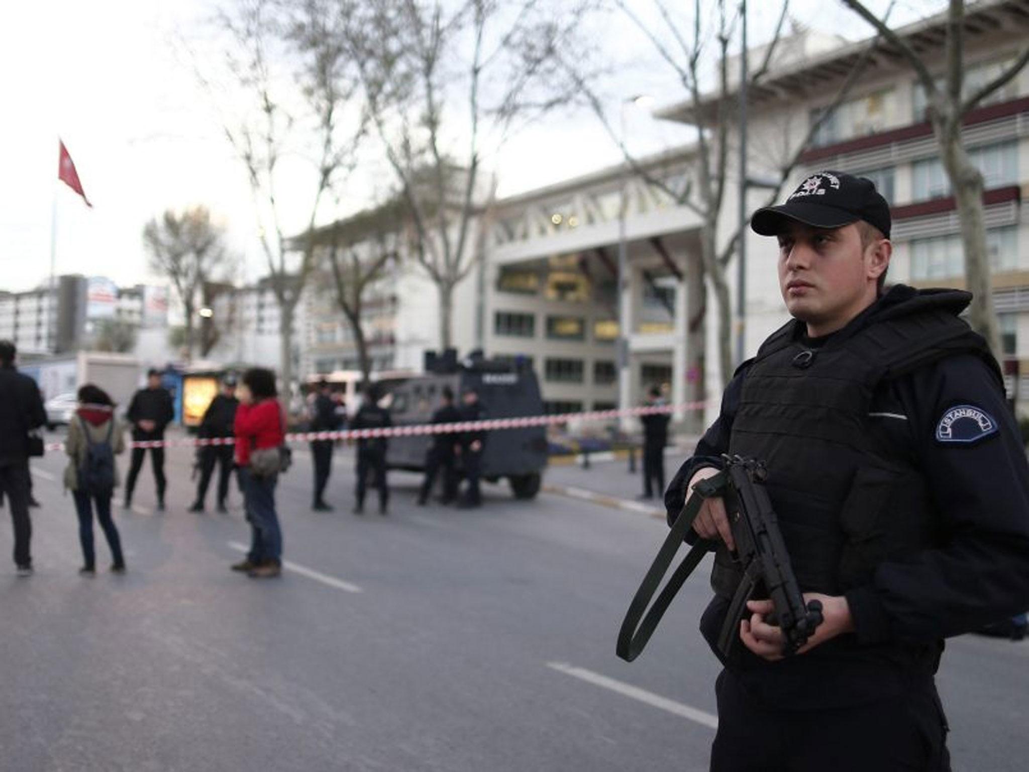 Россиянин задержан в Турции по подозрению в намерении сбить самолет США