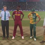 West Indies win toss, elect to field against South Africa