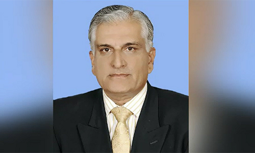 Zahid Hamid made federal law minister