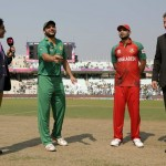 Pakistan win toss, elect to bat first